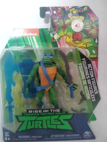 Leonardo Con Accesorios Tortugas Ninja Spin Master
