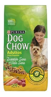 Alimento Dog Chow Vida Sana Digestión Sana perro adulto raza pequeña mix 3kg
