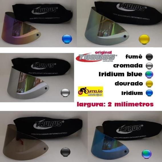 Viseira Capacete San Marino Anti Risco 2mm Original Cores