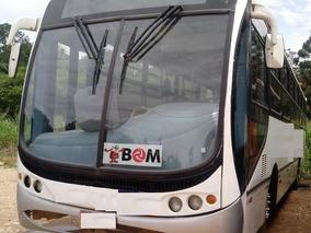 Ônibus Urbano Mercedes 1721 2002 Motor Dianteiro