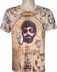 Camiseta Indiana Raul Seixas Maluco Beleza