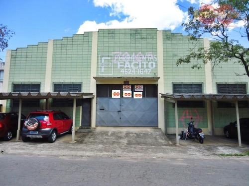 Imagem 1 de 15 de Galpão Comercial - Jardim Virgínia - Ga0060