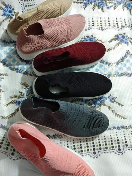 Zapatillas Súper Comodas Vta X Mayor 1/2 Doc .sin Elección