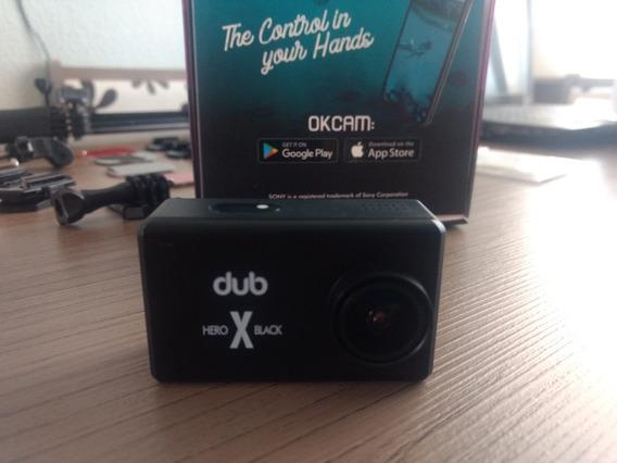 Camera Hero X Black 4k Ultra Hd
