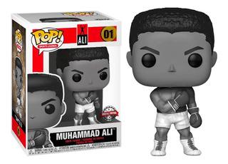 Funko Pop Ali Muhammmad Ali 01 Special Edition