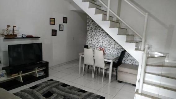 Casa Em Trindade, São Gonçalo/rj De 114m² 3 Quartos À Venda Por R$ 260.000,00 - Ca536471