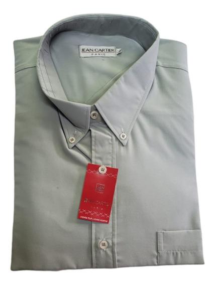 Camisas De Vestir Mangas Cortas Y Largas