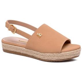 043e1b23a5 Sandalias Avarca Com Camurça Via Marte Vizzano - Sapatos para ...