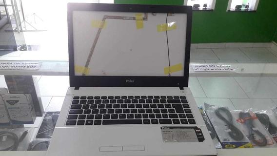 Carcaça Completa Do Notebook Philco 14m