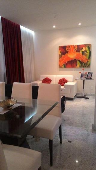 Apartamento Em Cidade Nobre, Ipatinga/mg De 118m² 3 Quartos À Venda Por R$ 370.000,00 - Ap261481
