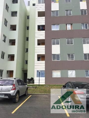 Apartamento Padrão Com 2 Quartos - 1534-v