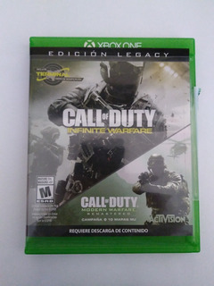 Call Of Duty Infinite Warfare Edicion Legacy