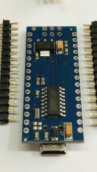 Placa De Desenvolvimento Arduino Mega 328p O Melhor Módulo
