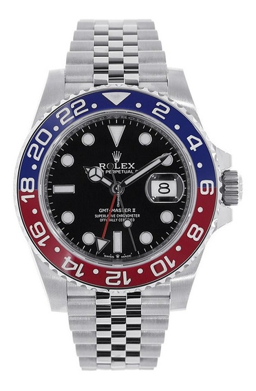 Relógio Masculino Super Men Vermelho Azul Com Garantia