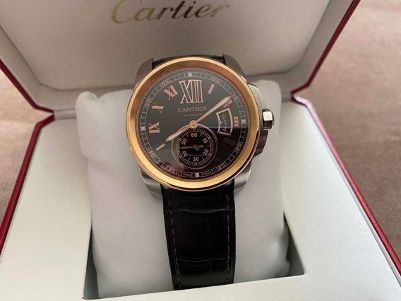 Relógio Cartier Calibre De Cartier