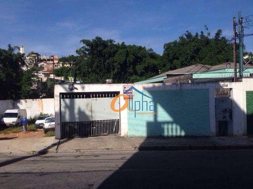 Casa Com 4 Dormitórios À Venda, 288 M² Por R$ 650.000 - Vila Amélia - São Paulo/sp - Ca0227