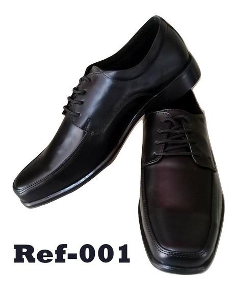 Promoción Zapato Elegante Hombre 100% Cuero Envió Gratis