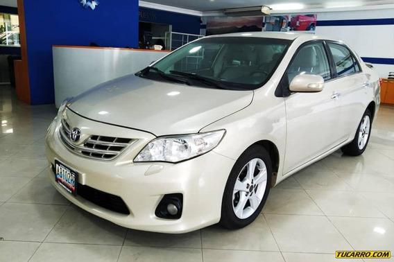 Toyota Corolla Gli-multimarca