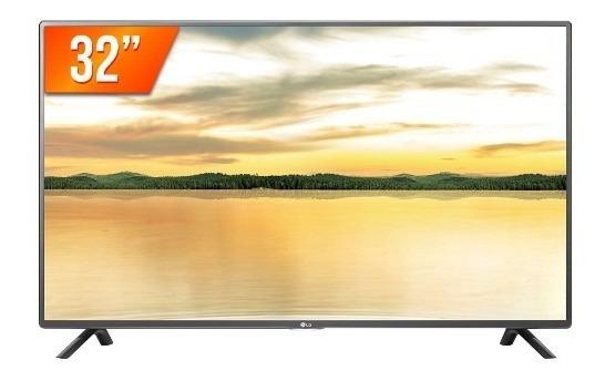 Tv LG 32 Led 32lv300c Hd Usb Vesa Promoção