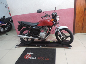 Honda Cg Fan 125 Ks 2007