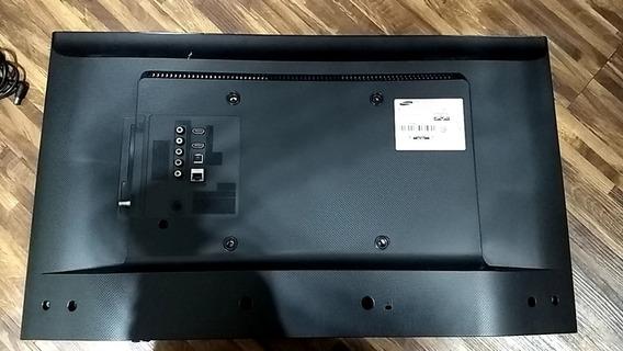 Smart Tv 32 Samsung Completa Tela Quebrada