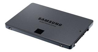 Unidad De Estado Solido Samsung 870qvo 1tb Sata Iii 2.5