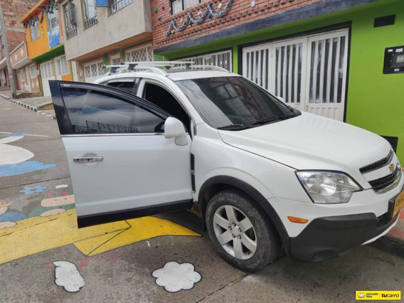 Chevrolet Captiva At 2.3 4x2
