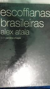 Escoffianas Brasileiras Alex Atala, Livro Seminovo