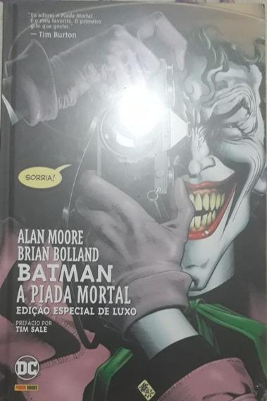 Hq Batman A Piada Mortal