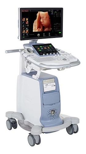 Imagen 1 de 1 de  Ge Voluson E10 Ultrasound Bt18 With 3 New Probes