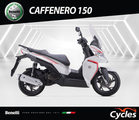 Benelli Caffenero 150 Anticipo Y Cuotas Fijas En Pesos Moto