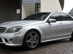 Mercedes Benz Clase C 6.3 C63 Amg 457cv