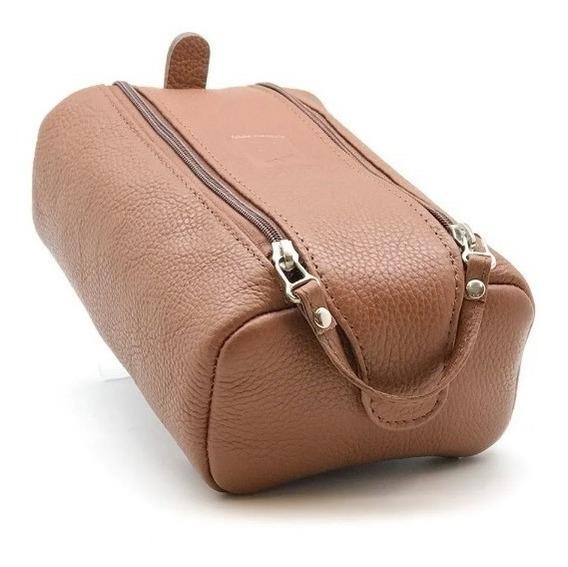 Neceser De Cuero Vacuno Welcome Bags & Shoes