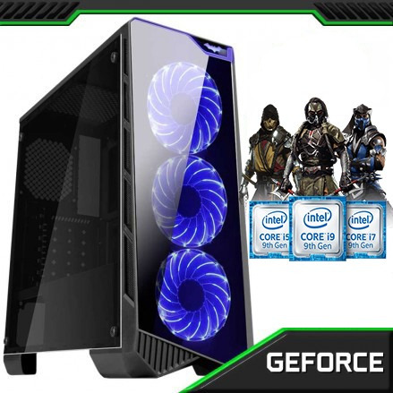 Pc Gamer Intel Core I5 9400 8gb Ddr4 Hd 1tb Gtx1050 2gb Ddr5