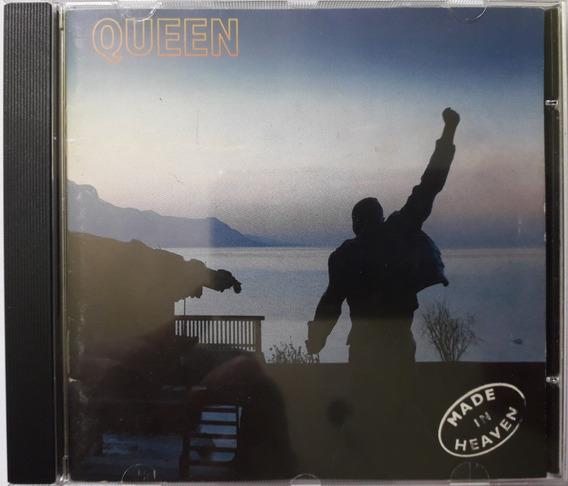 Cd Queen Made In Heaven (original E Importado)