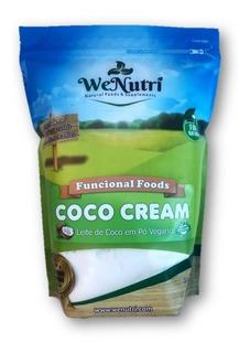 Leite De Coco Em Pó Premium Vegano 1kg Wenutri C/ Nf E Laudo