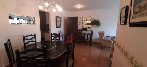 Imagem 1 de 22 de Apartamento Com 3 Dormitórios À Venda, 98 M² Por R$ 650.000,00 - Tatuapé - São Paulo/sp - Ap6367
