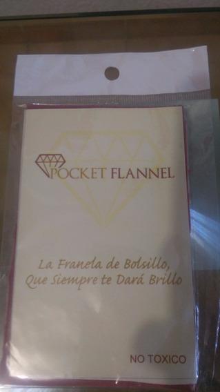 Pocketflannel Franela Para Pulir Y Limpiar Joyeria Y Metales