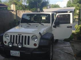 Jeep Wrangler X Base 6vel Aa Toldo Duro 4x4 Mt 2009
