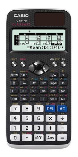 Calculadora Cientifica Casio Fx-991ex Fx-991lax Classwiz Qr