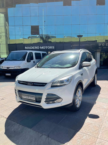 Ford Kuga 2.0 Titanium At Awd Madero Motors 2017