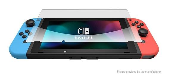 Película Nintendo Switch Vidro Tempera Baseus - Frete Grátis
