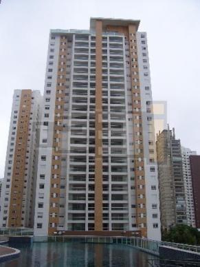 Apartamento Campo Belo 4 Dormitórios 194m-supremo Campo Belo
