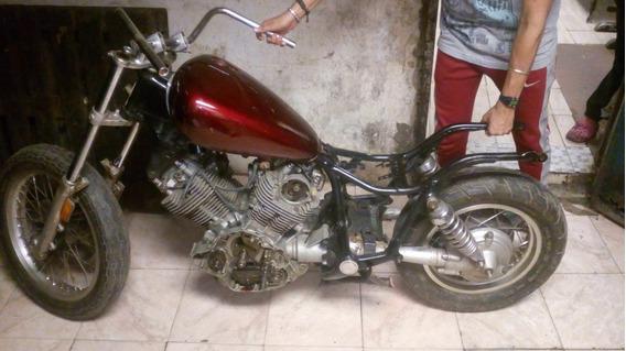 Virago 750 Yamaha