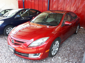 Mazda Mazda 6 3.7 S Grand Touring Qc 6 Cds At 2013