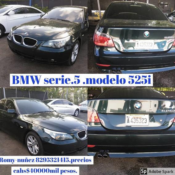Bmw Serie 5 Europeo