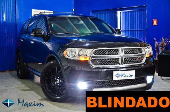 Dodge Durango 3.6 4x4 Crew V6 Gasolina 4p Blindada