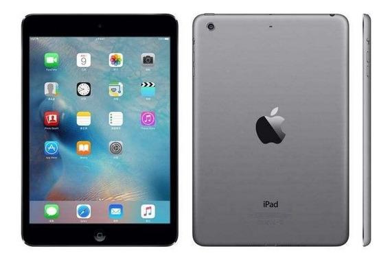 iPad Mini 2 A1489 16gb Cinza, Cãm 5mp, Leia O Anúncio