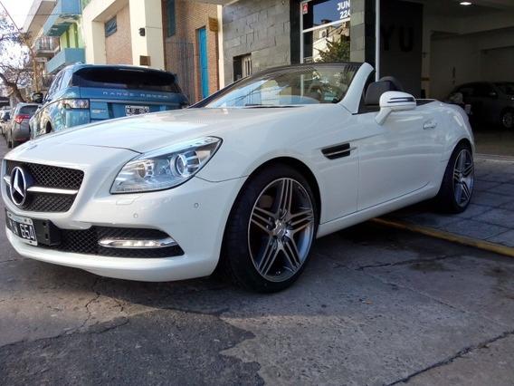 Mercedes-benz Clase Slk 1.8 Slk250 Cgi B.efficiency At 2013