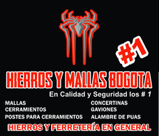 Malla Eslabonada Bogota Fabrica Precio Cel.: 3203202481